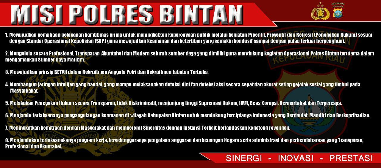 MisiPolres Bintan