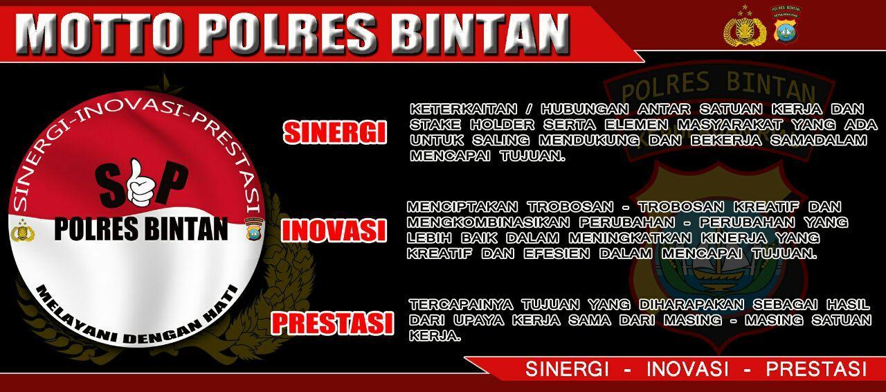 MottoPolres Bintan
